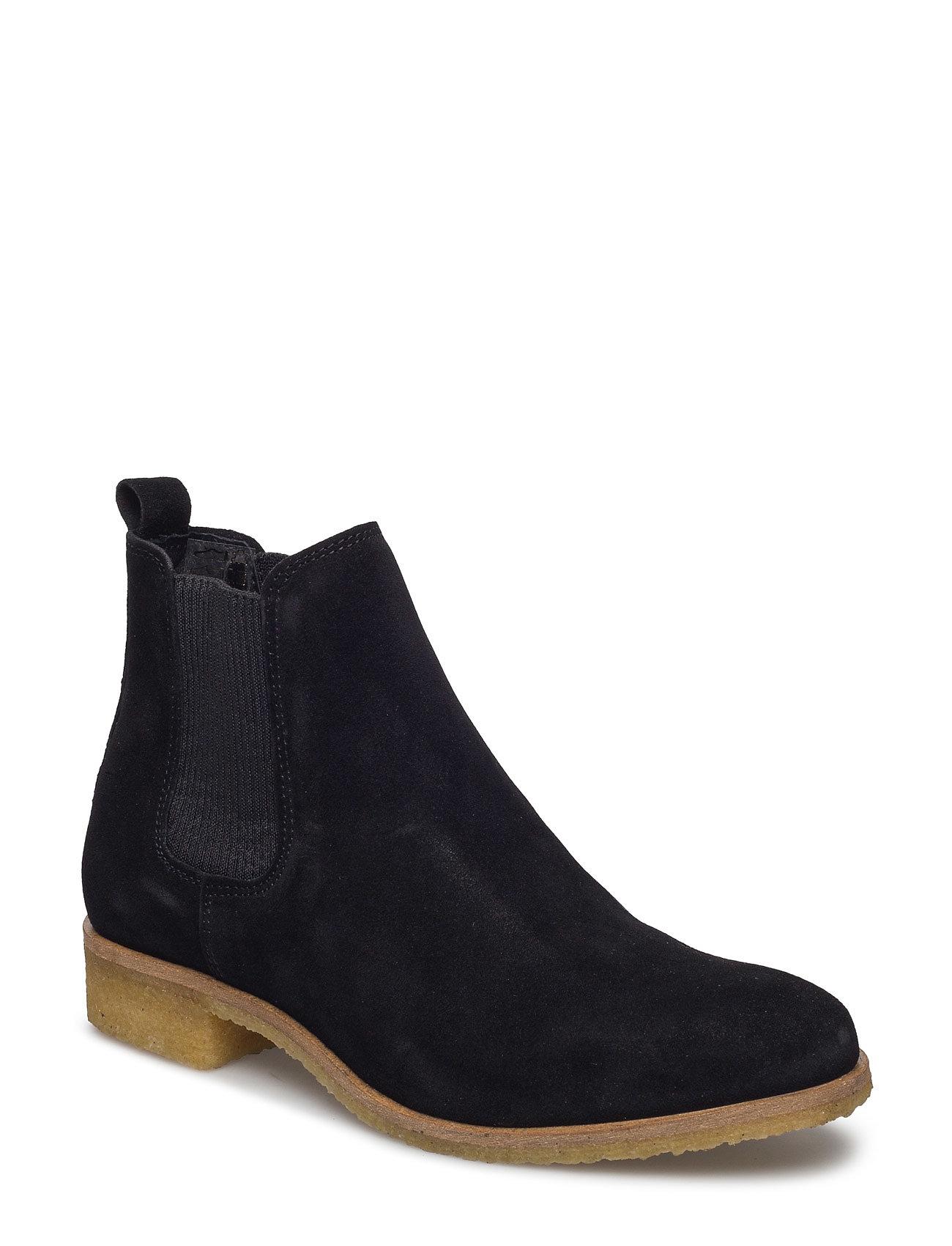 Stb1204 Shoe The Bear Støvler til Damer i Sort