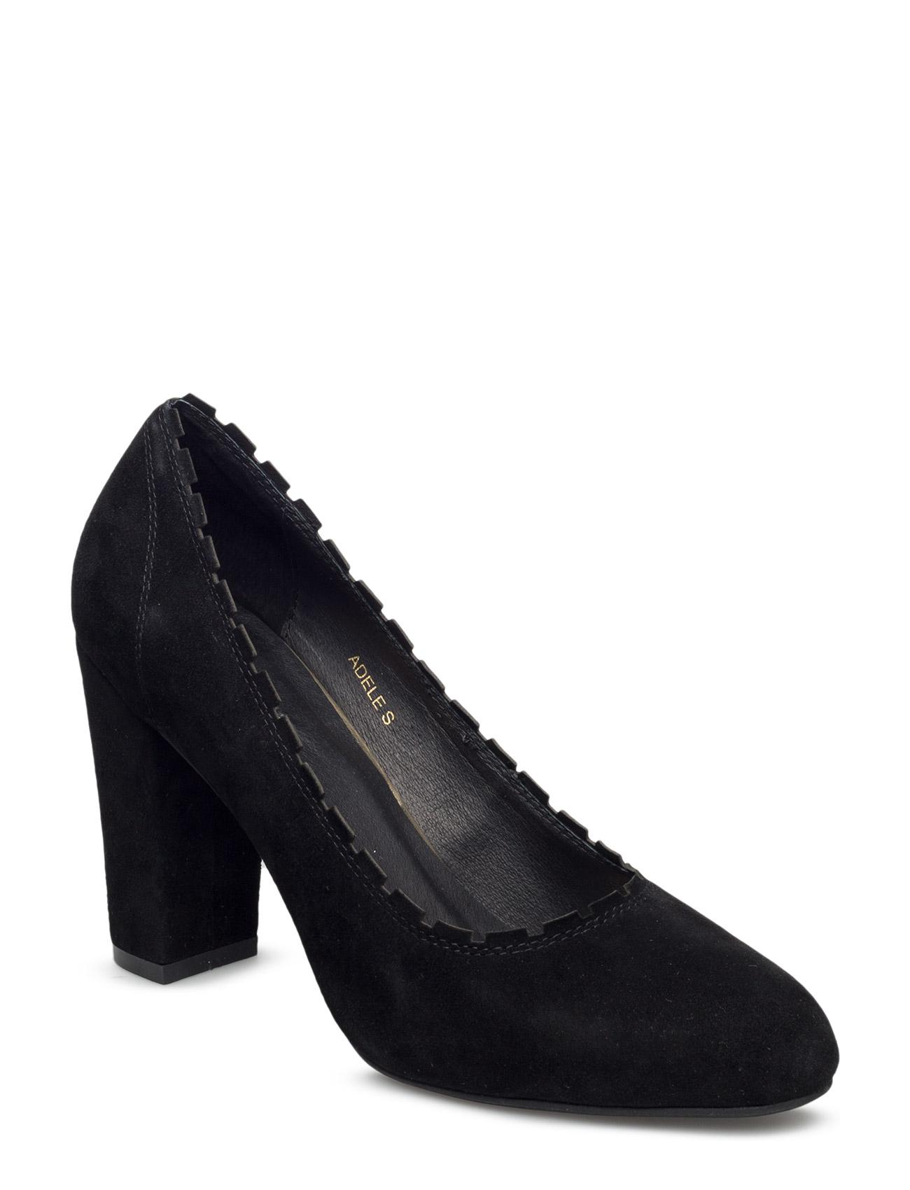 Adele S Shoe The Bear Stiletter til Damer i Sort