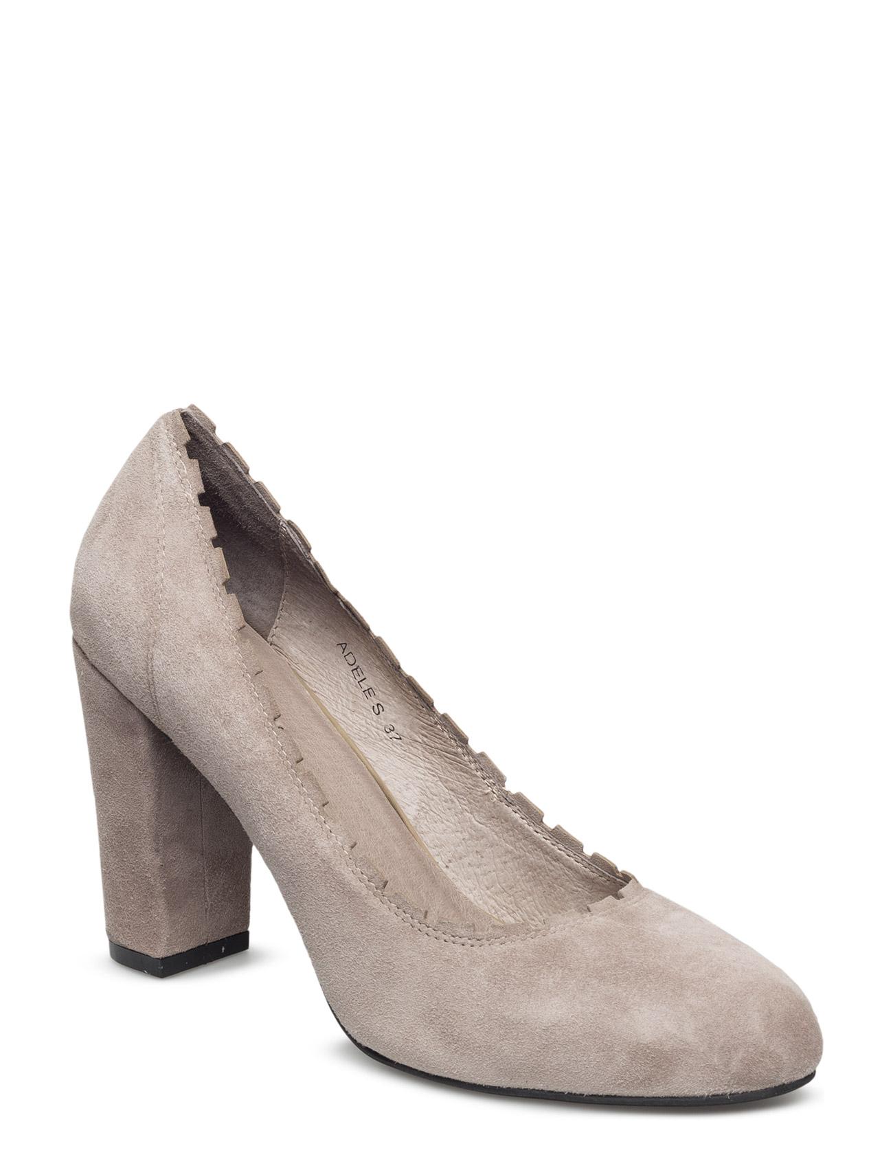 Adele S Shoe The Bear Stiletter til Damer i Taupe