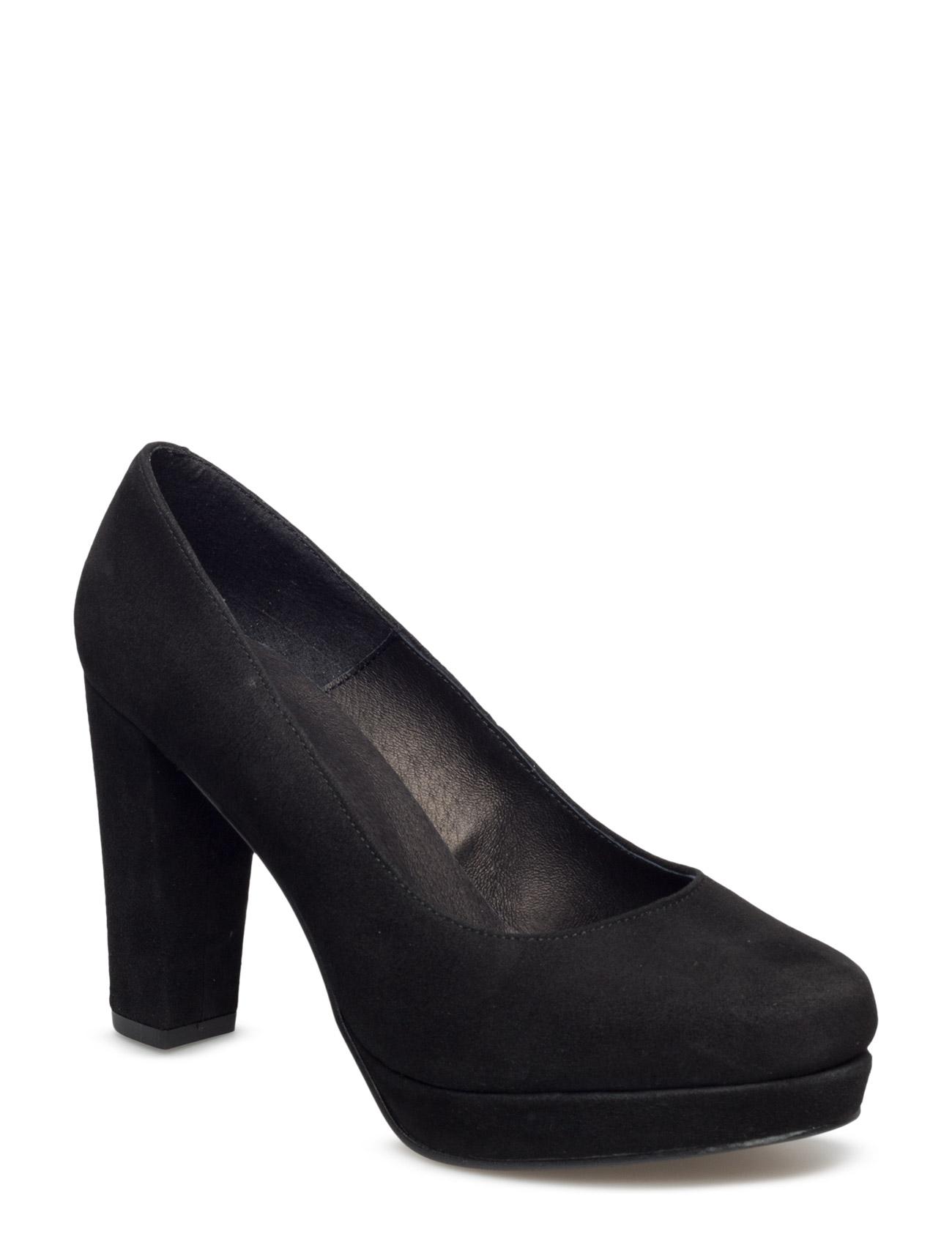 Alberte Shoe The Bear Stiletter til Damer i Sort