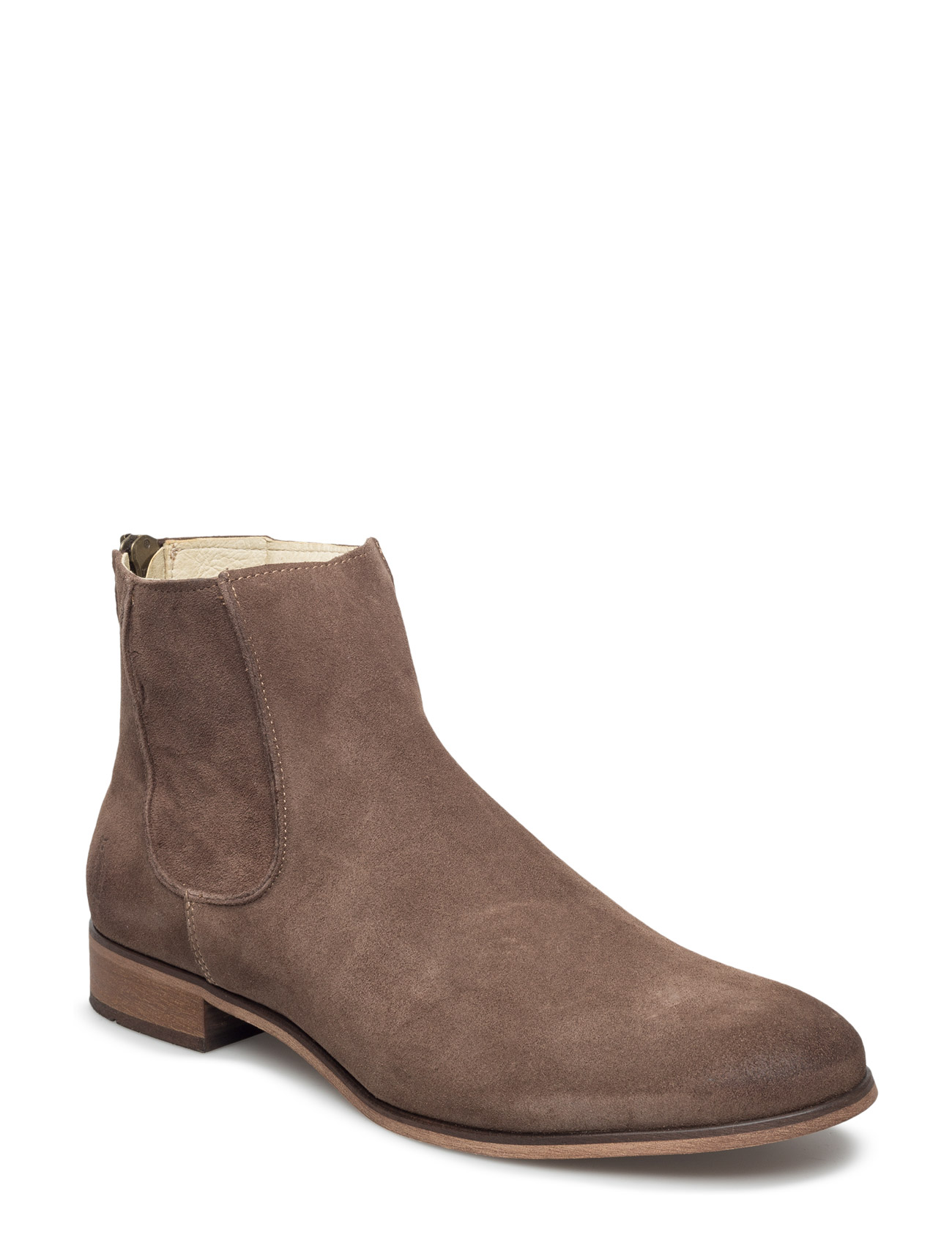 David S Shoe The Bear Støvler til Herrer i Taupe