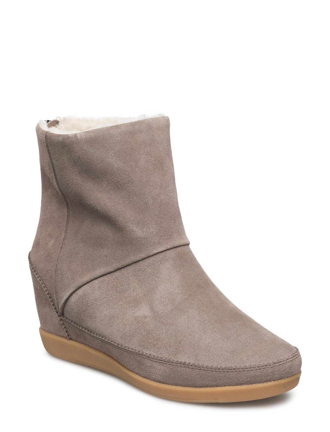 Emmy Fur Shoe The Bear Støvler til Damer i Taupe