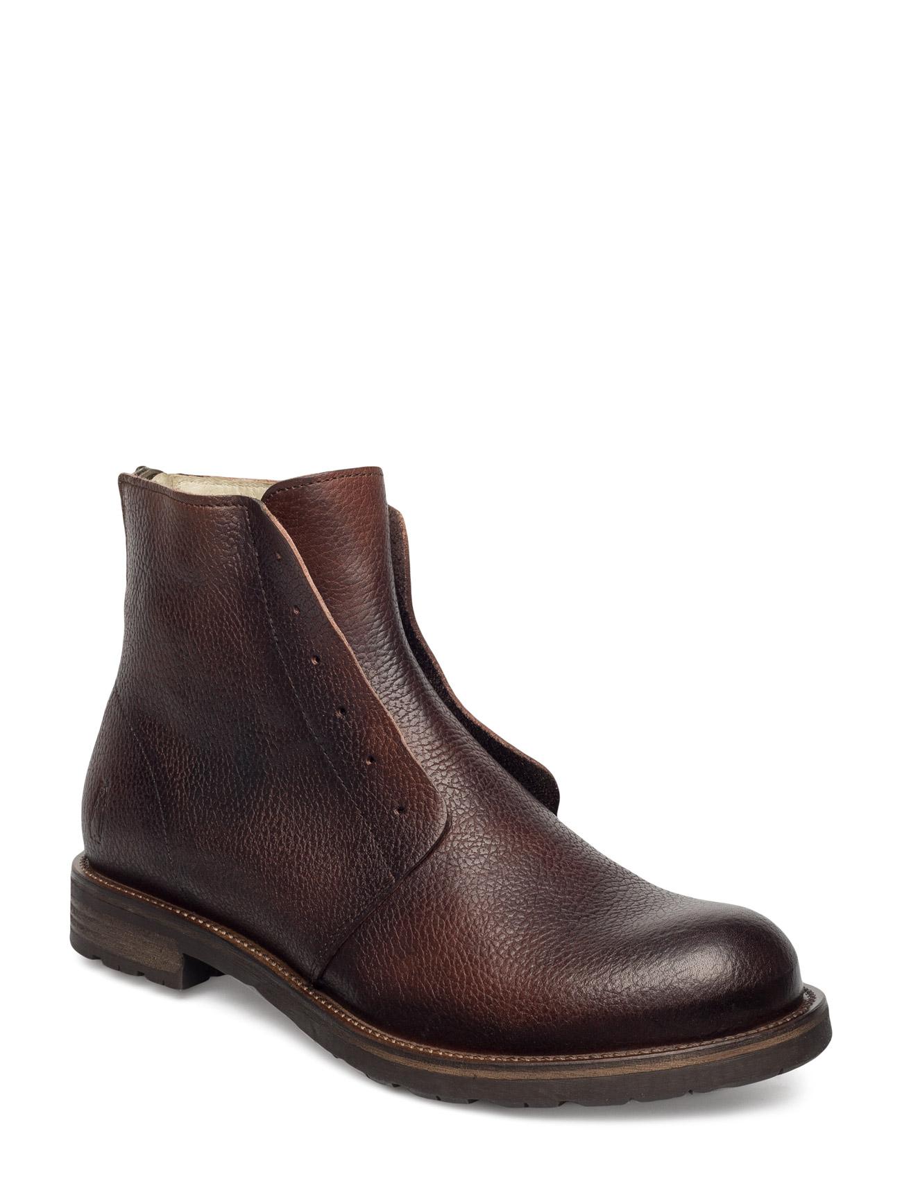 Graham B Shoe The Bear Støvler til Herrer i Brun