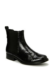 Short Boot - Pipoca Black