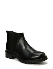 Short Boot - Black