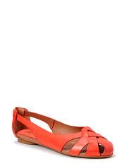 Sandal - Deep Orange