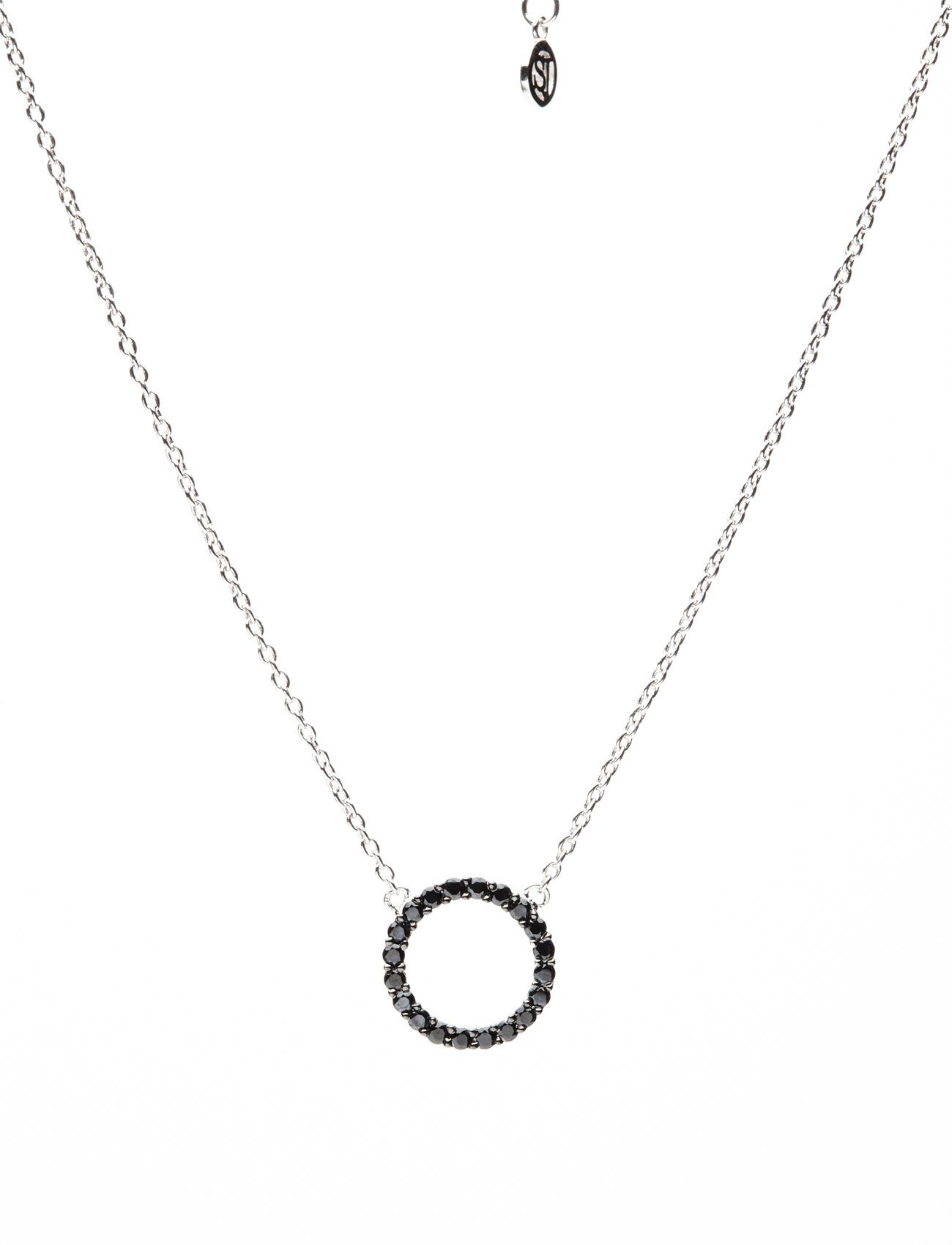 Biella Grande Necklace Sif Jakobs Jewellery Smykker til Damer i Sølv