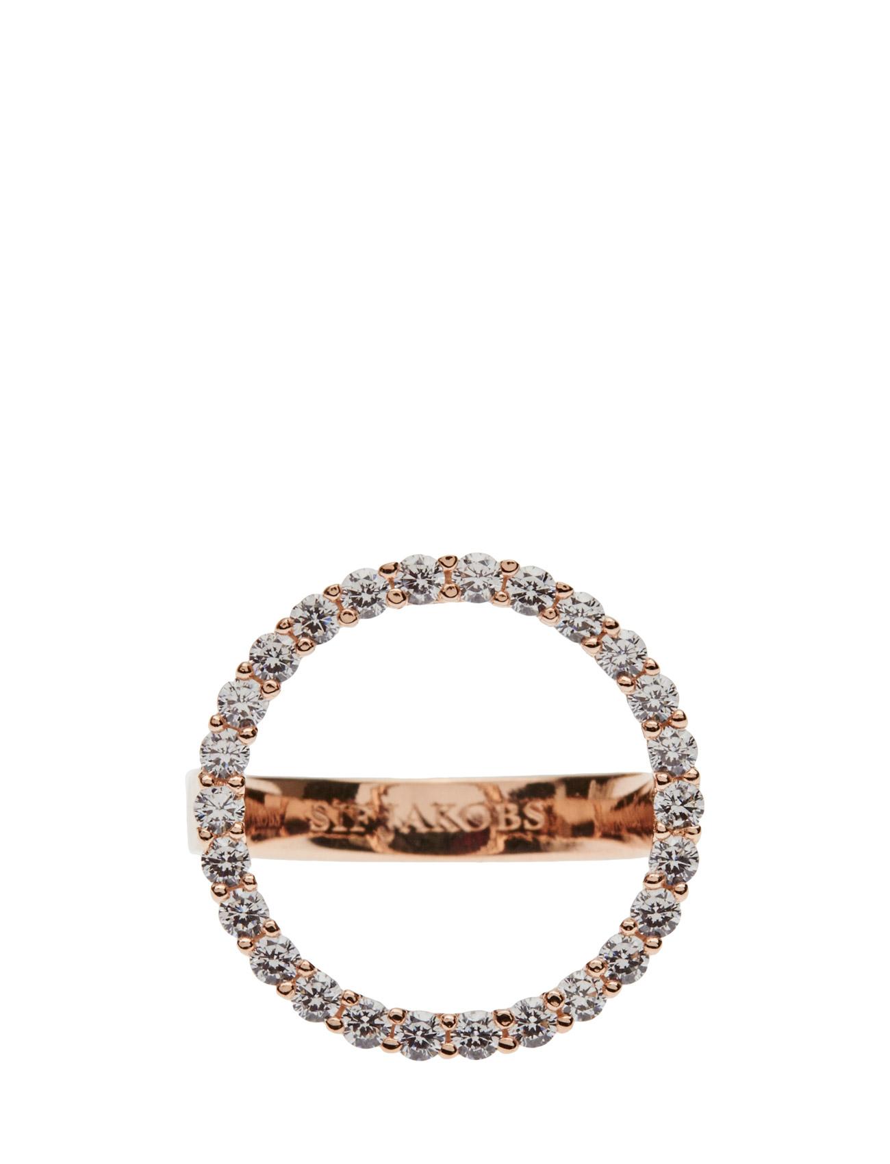 Biella Grande Ring Sif Jakobs Jewellery Smykker til Kvinder i Guld