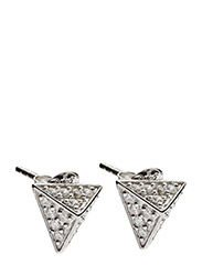 PECETTO PICCOLO EARRINGS - SILVER