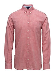 Noel Chambray - CORAL RED