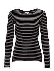Bi stripe - BLACK