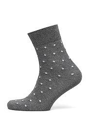 Vibe sock - GREY MELANGE