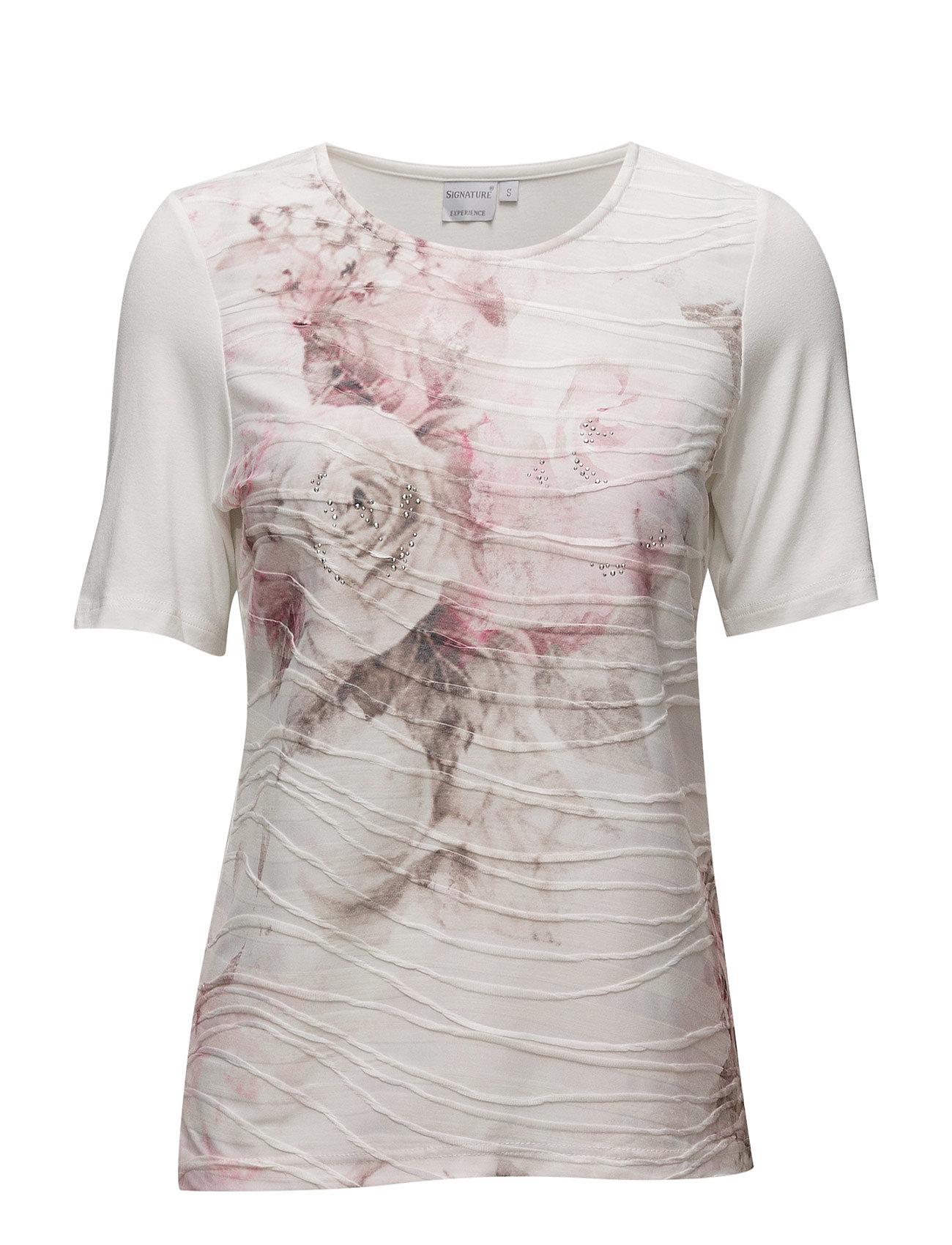 T-Shirt S/S Signature Kortærmede til Damer i
