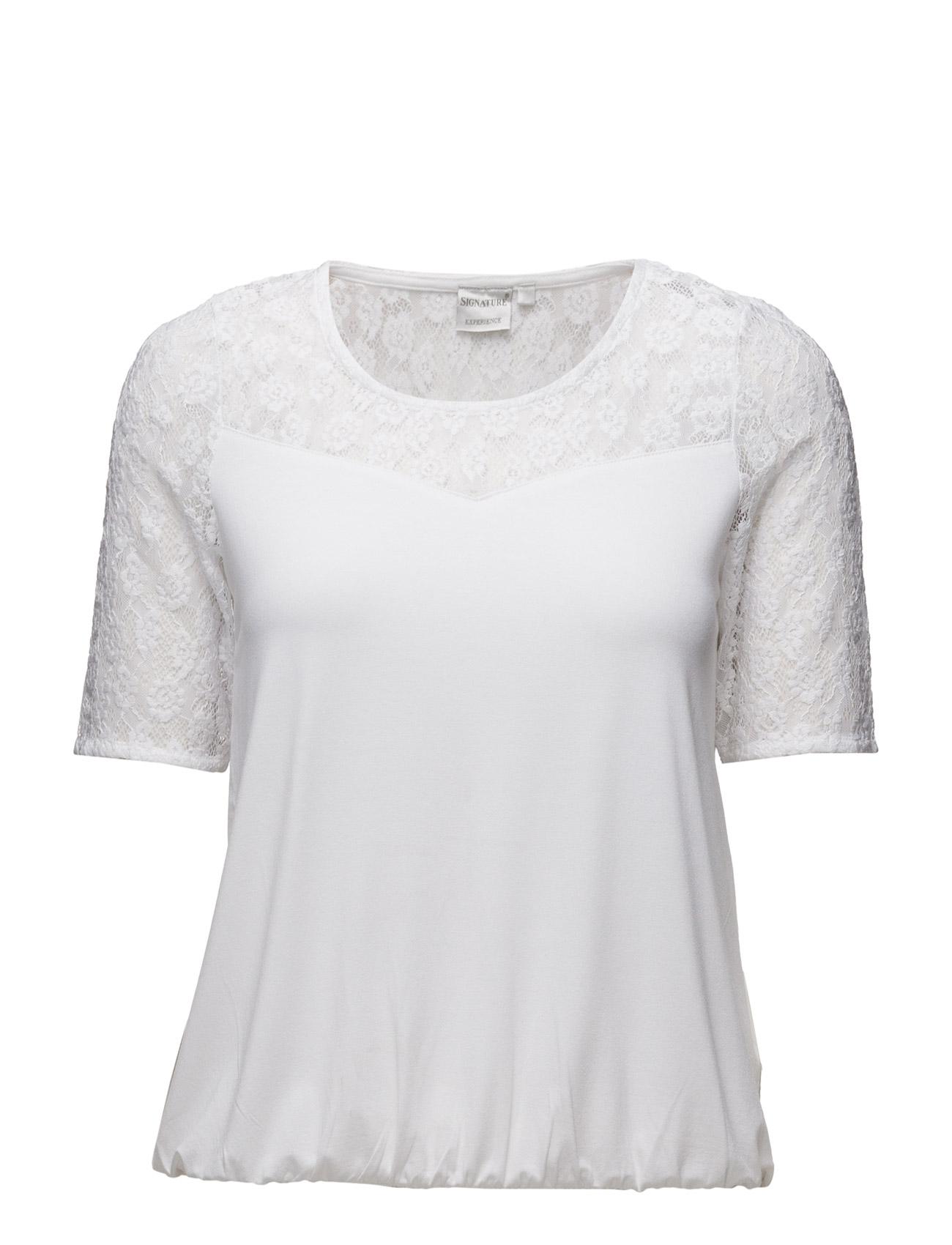 T-Shirt Signature Kortærmede til Damer i