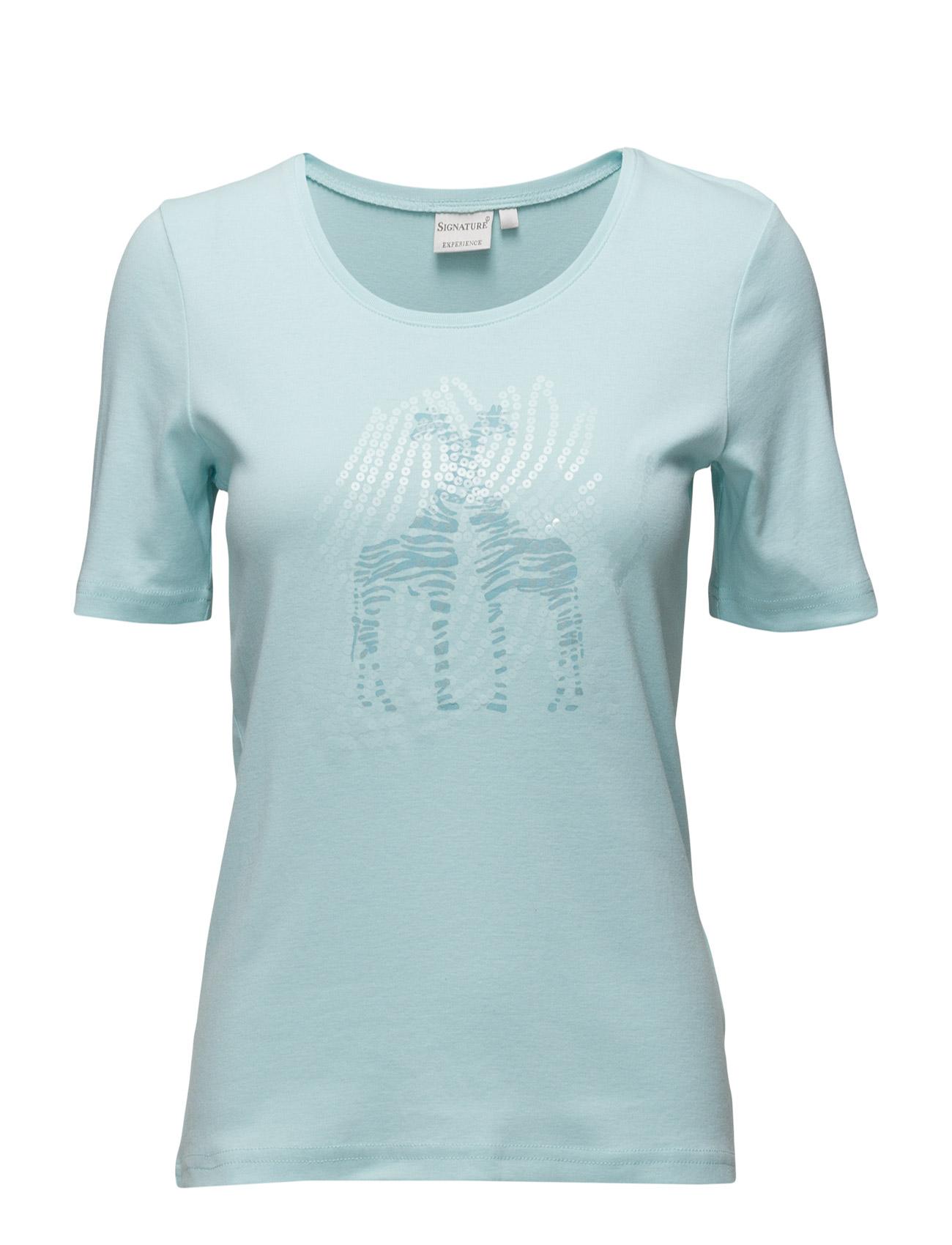 T-Shirt Signature Kortærmede til Kvinder i