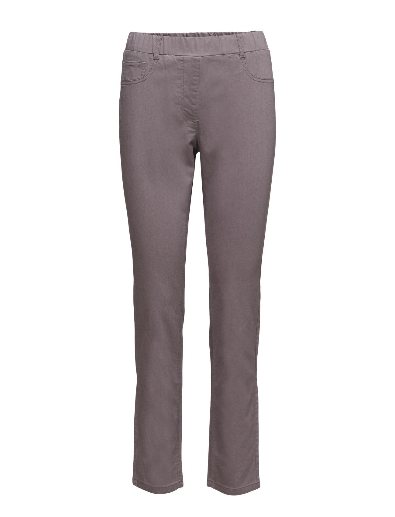 Bukser Signature Bukser til Kvinder i Røget Pearl