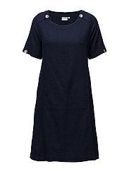 Casual dress - NAVY