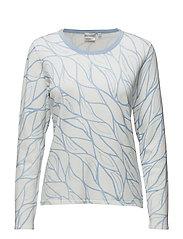 Pullover-knit Summer - LIGHT BLUE