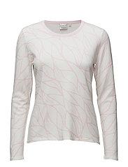 Pullover-knit Summer - LIGHT ROSE
