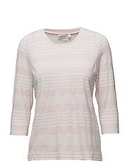 Shirt s/s Woven - LIGHT ROSE