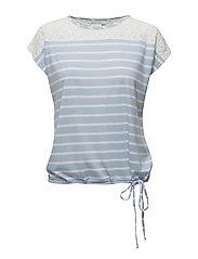 Sleeveless-jersey - LIGHT BLUE