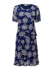 Dress-light woven - DEEP BLUE