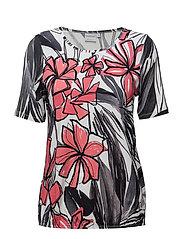 T-shirt s/s - CAMELLIA ROSE