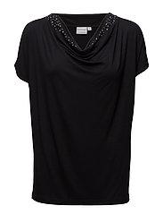 T-shirt s/s - BLACK