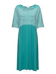 Dress-jersey - SEA GREEN