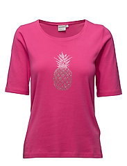 T-shirt s/s - FUCHSIA