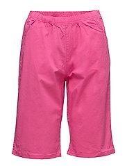 Casual shorts - FUCHSIA