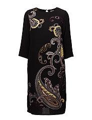Dress-light woven - MUSTARD