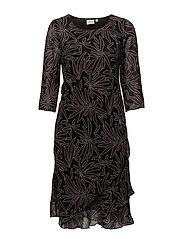 Dress-light woven - BORDEAUX