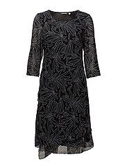 Dress-light woven - DARK PETROL