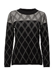 Cardigan-knit Heavy - LT. GREY MELANGE