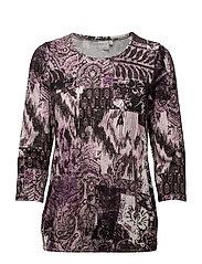 T-shirt l/s - ORCHID