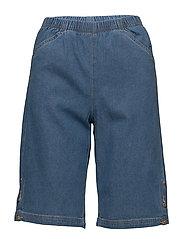 Casual shorts - LIGHT BLUE DENIM