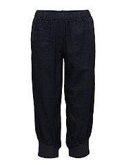 Capri pants - NAVY