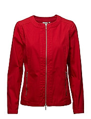 Jacket - FLAME RED