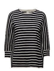 Pullover-knit Light - NAVY