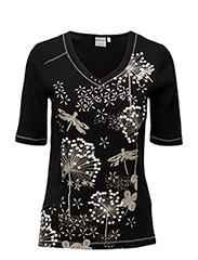 T-shirt - BLACK