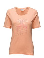 T-shirt - LIGHT PEACH