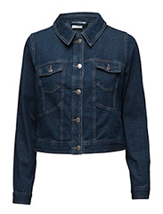 Jakke Cas - DENIM