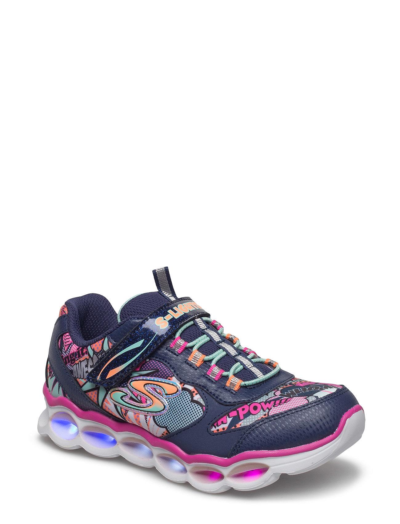 Girls Lumi Luxe Skechers Sko & Sneakers til Børn i