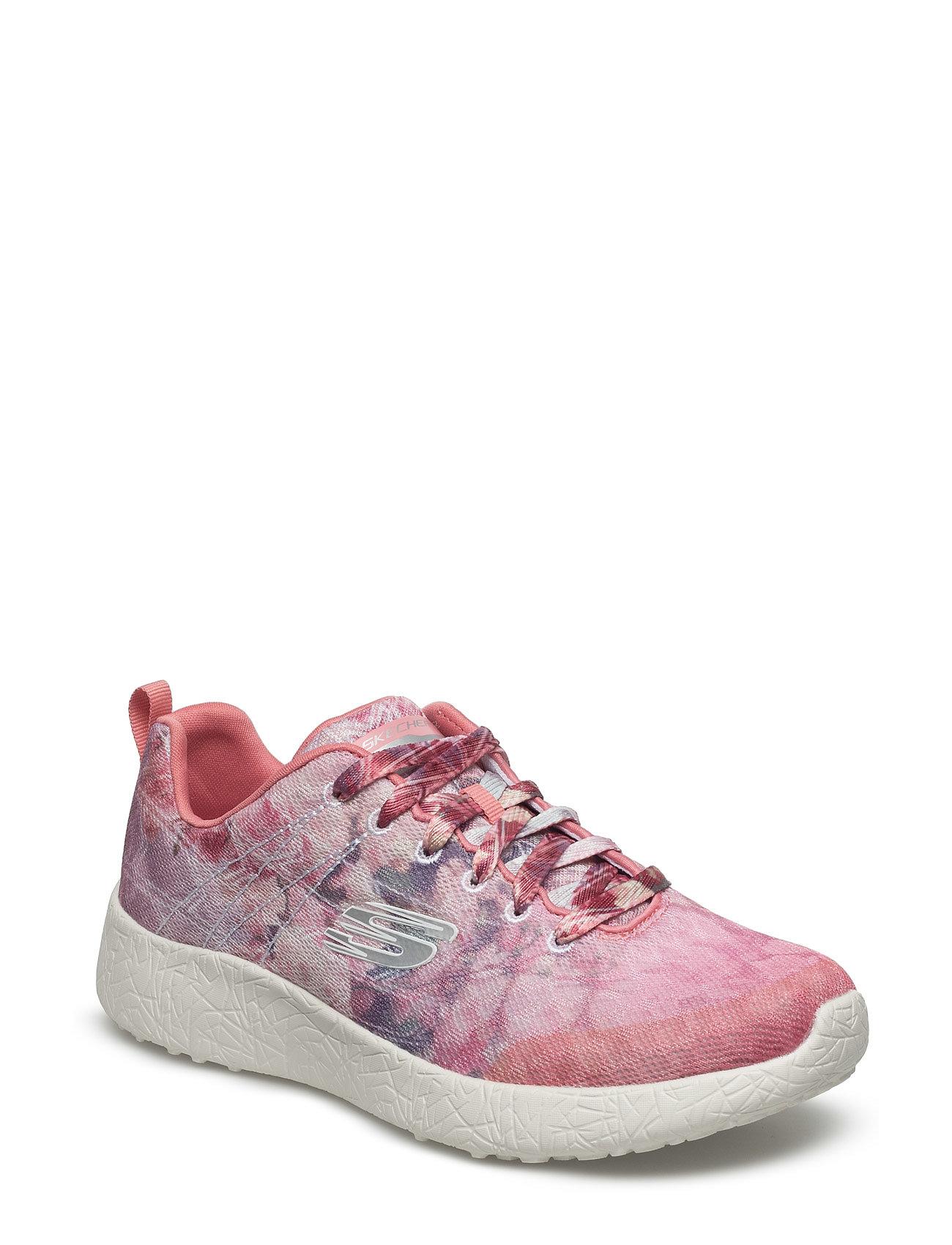 Womans Burst - Midnight Garden Skechers Sneakers til Damer i