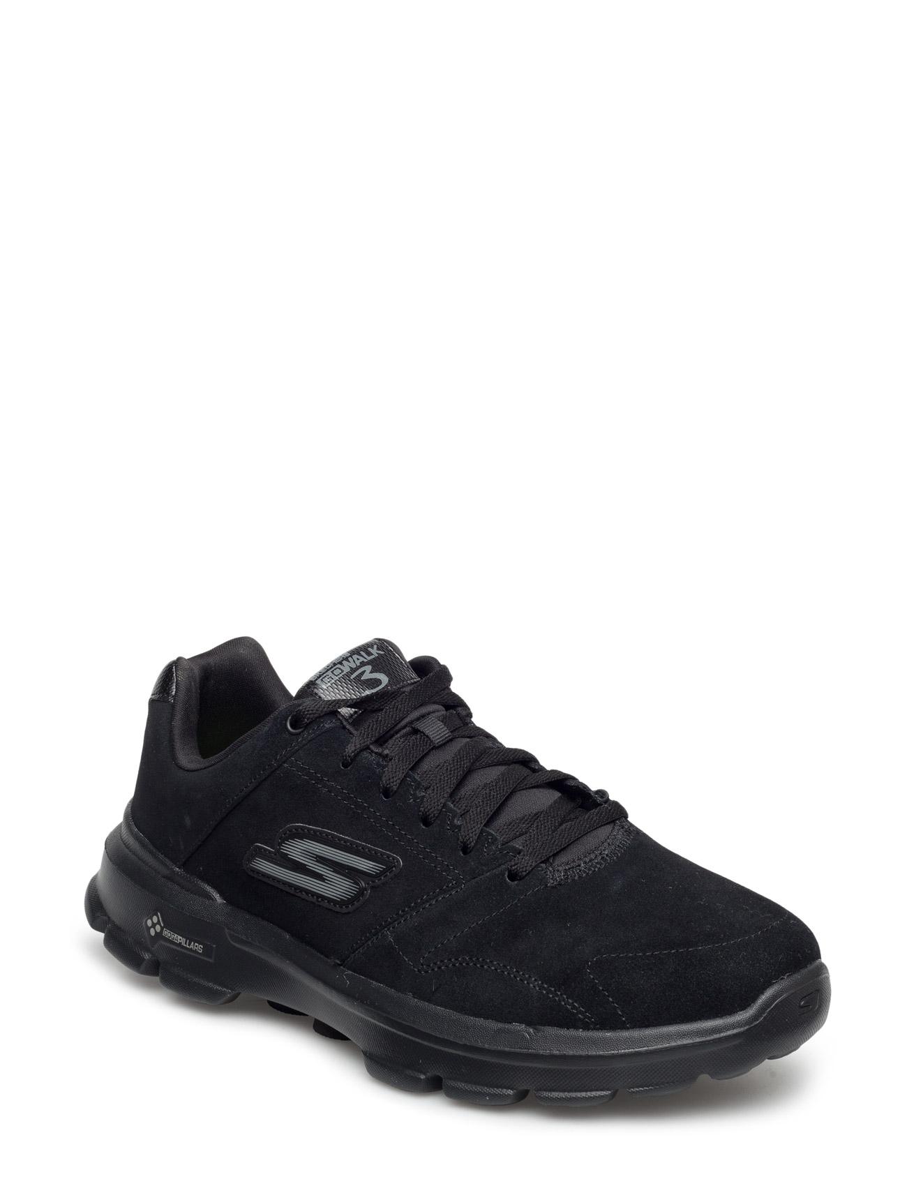 Skechers Go Walk 3 Skechers Sneakers til Mænd i Sort