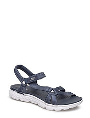 Womens On The Go 400 - Radiance - NVW NAVY WHITE