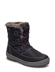 Womens Woodland - BLK BLACK