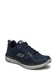Mens Flex Advantage 2.0 - NVLM NAVY LIME