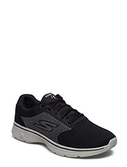 Mens GOwalk 4 - BKGY BLACK GREY